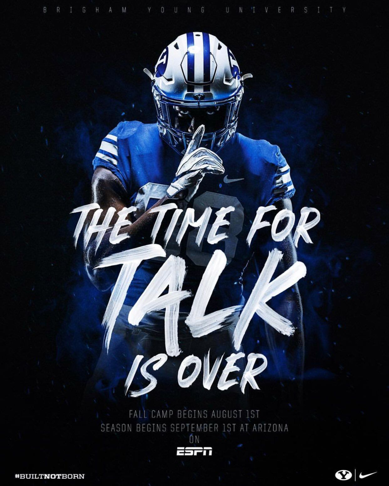 Pin By Ryan Oglesby On Byu Stuff Sports Graphic Design Byu Football Sports Graphics