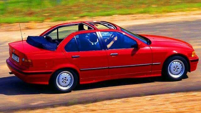 1996 Baur Bmw E36 Cabriolet Classic Garage