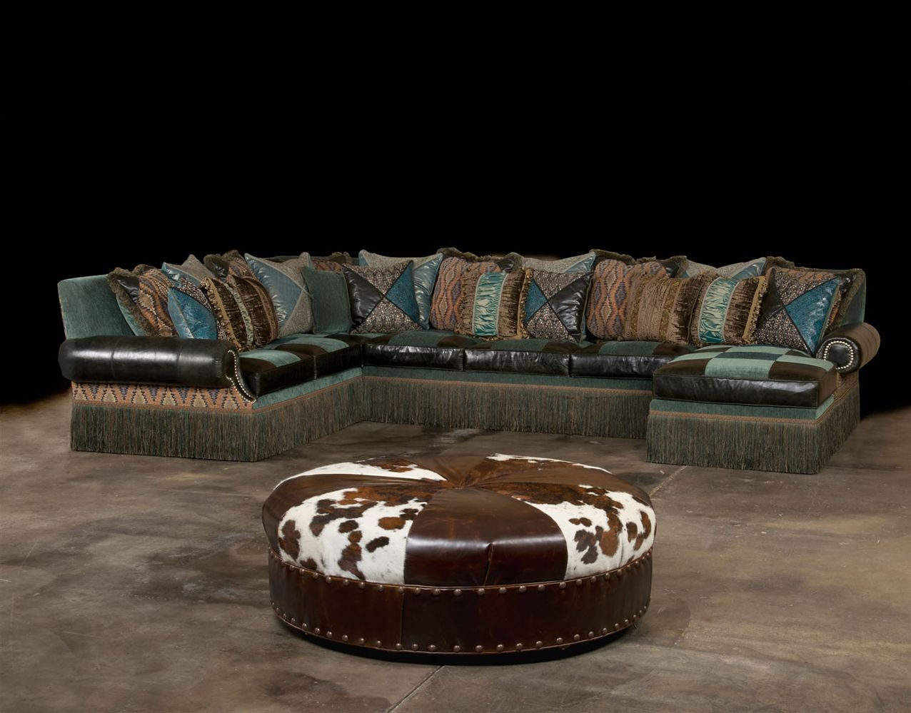 Perfect Custom Western Style Furniture, USA Made Luxury Furniture   Bernadette  Livingston