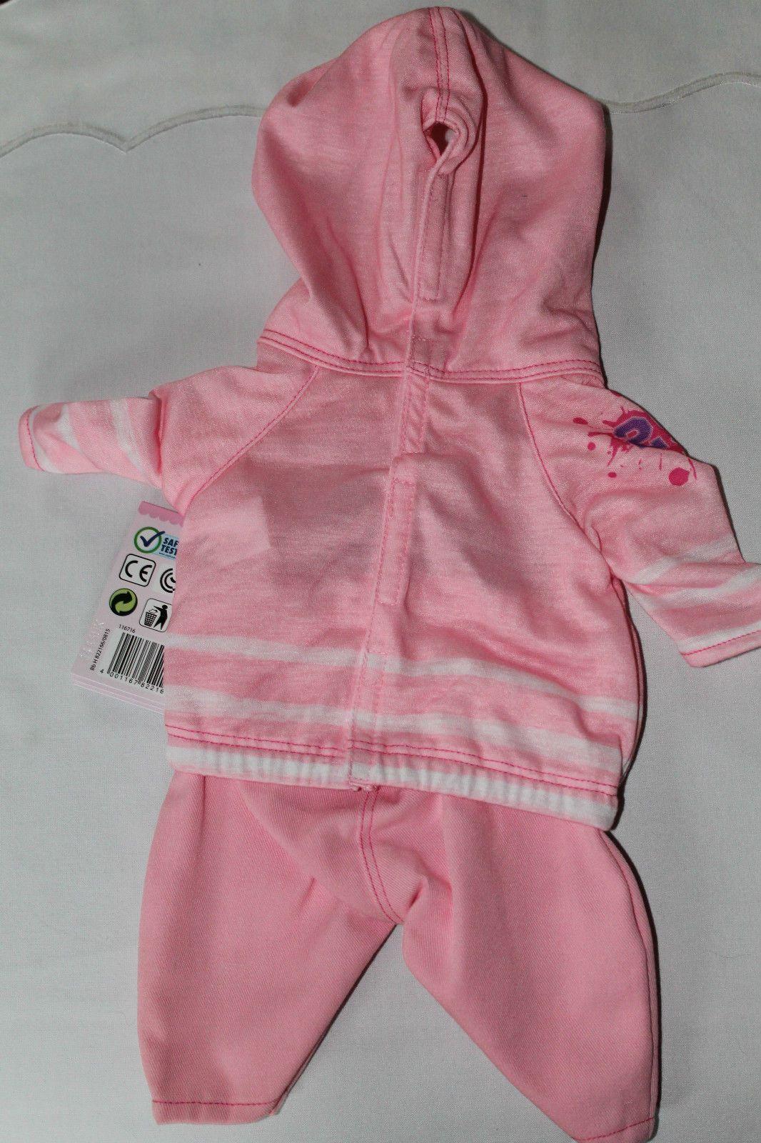 Zapf Creation Baby Born Freizeit Kollektion Rosa Neu Ovp In Spielzeug Puppen Zubehor Babypuppen Zubehor Ebay