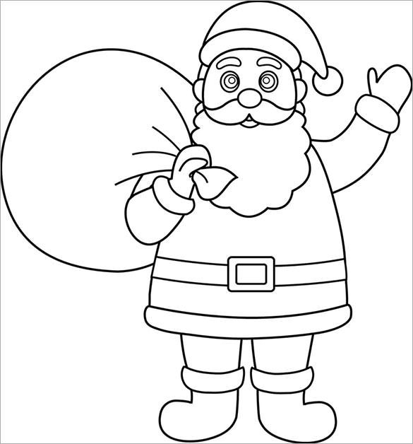 Image result for how to paint a easy santa face on decor ...