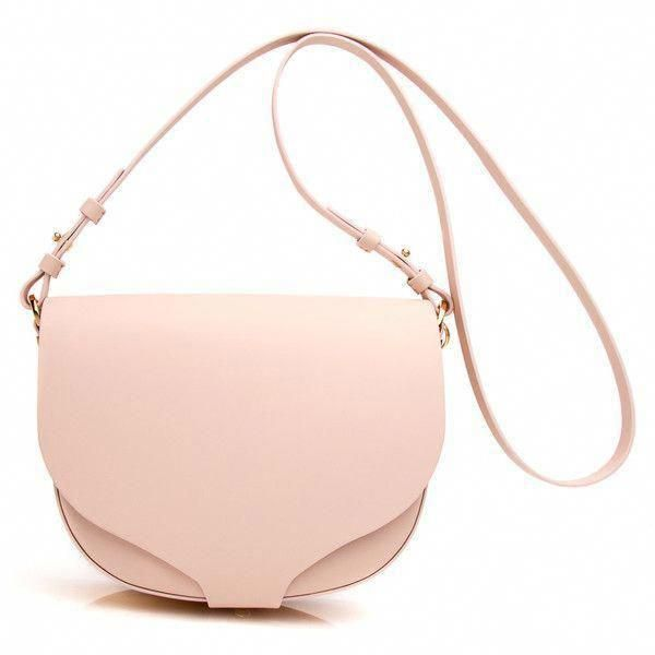 Blossom Pink Barnsbury Crossbody found on Polyvore featuring bags ... c22b96676f8aa