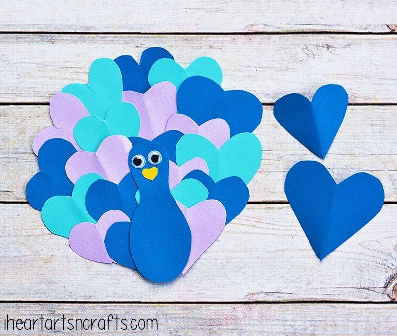 Plenty Of Fun Construction Paper Crafts For Kids Holidays