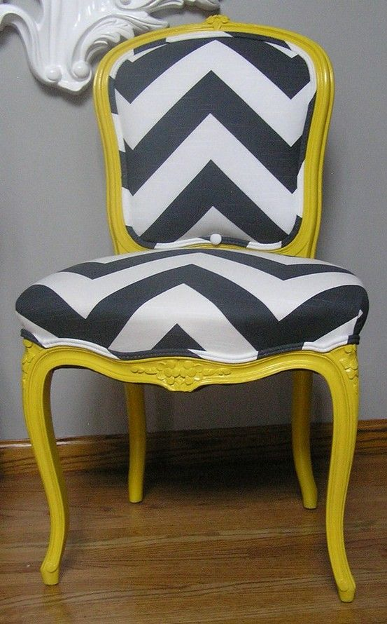 chevron + yellow frame. Yes. Maybe grey instead of black | Yellow ...