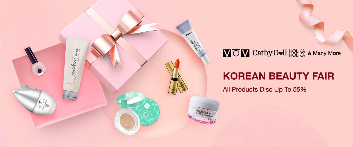 Korean Beauty Skin Care Banner Design Korean Beauty Beauty Skin Care Banner Design