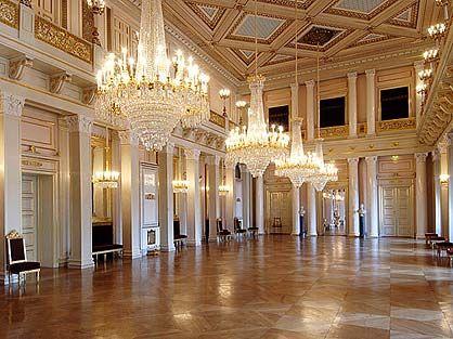 The Ballroom at The Royal Palace. Photo: The Royal Court ...
