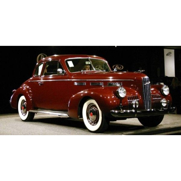 1941 Buick 40 Special: 1940 RED VINTAGE CARS - Google Search