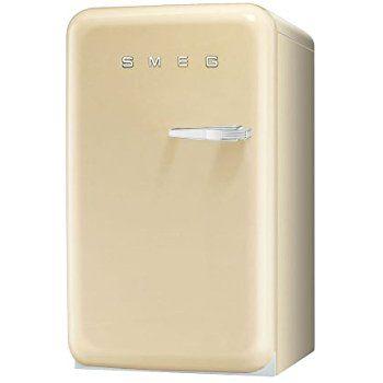 Smeg FAB10LP Standkühlschrank mit Gefrierfach / Linksanschlag ...