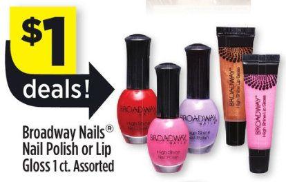 Free Nail Polish At Dollar General Nail Polish Broadway Nails Free Nail Polish