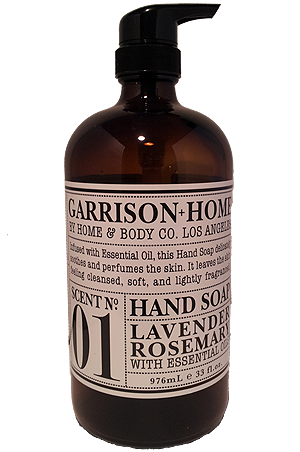 Garrison Home Lavender Rosemary Hand Soap With Essential Oils Just Bought This And It S Heavenly 3