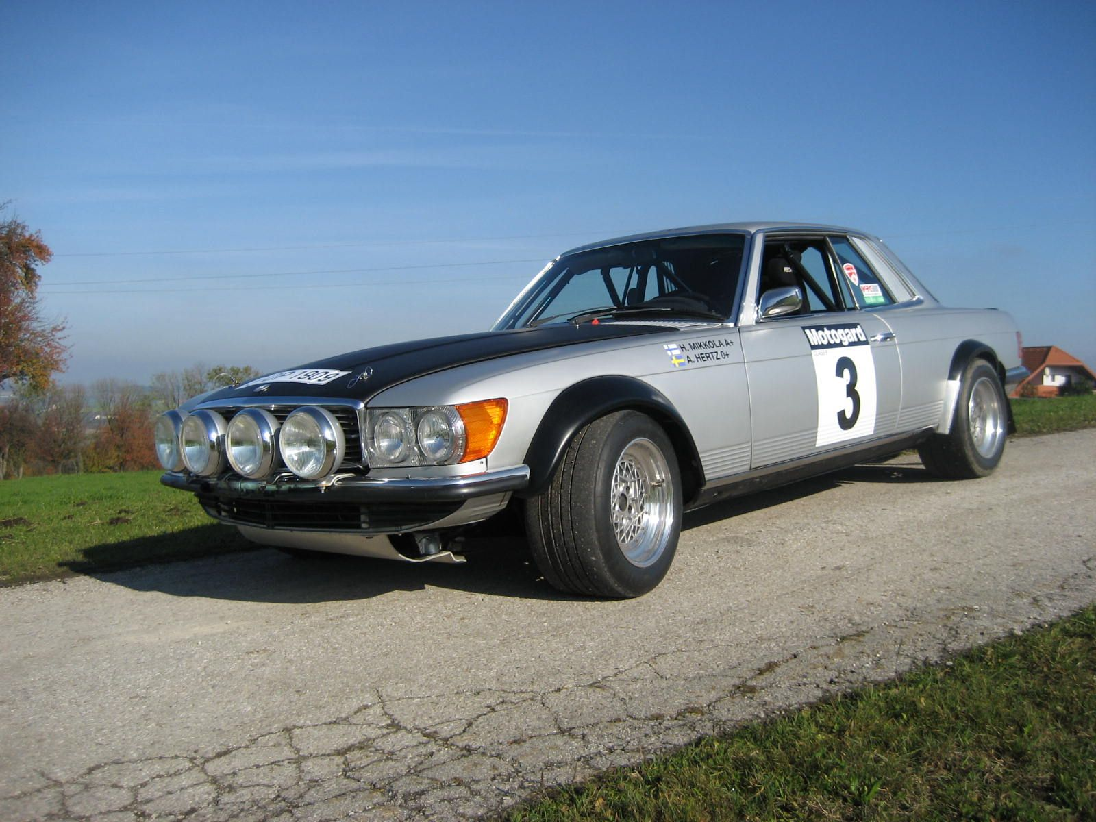 Mercedes benz 500 slc rallye rare special pinterest for Rally mercedes benz
