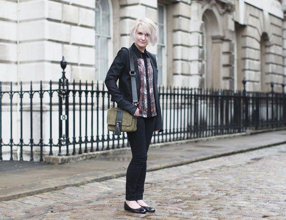 What Elle wears to Fashion week 01.Lorraine-ss14-lfw-day1-011