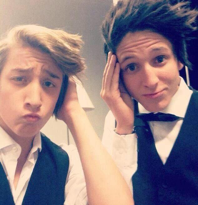 Mitchel Cave & Christian Anthony