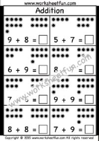 addition worksheet sums up to 20 one worksheet joshua addition worksheets subtraction. Black Bedroom Furniture Sets. Home Design Ideas