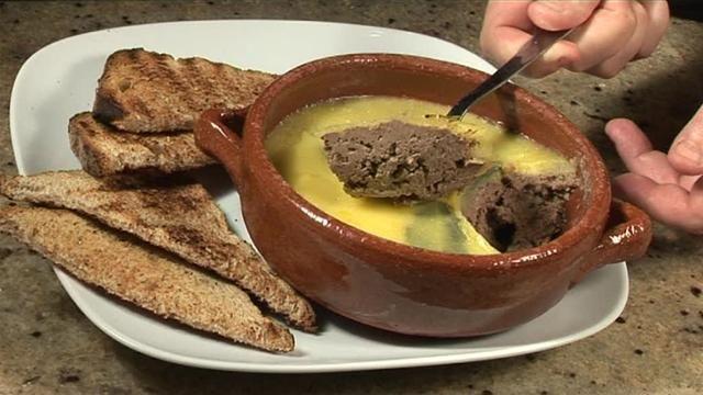 Chicken Liver Paté | Recipe | Appetizers, Chicken and Chicken ...
