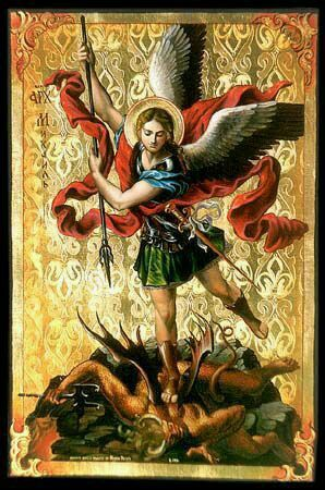 Saint Michel arcange | Saint michael, Saint michel archange, St michel  archange