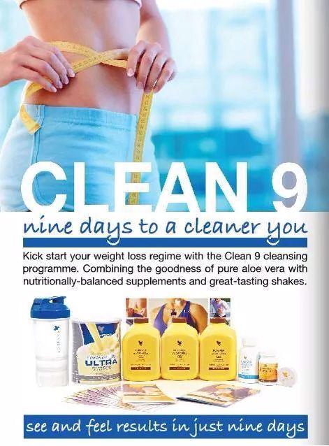 clean 9 etrend