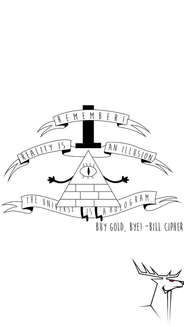 I thinking about tattoo like this one bill cipher i thinking about tattoo like this one bill cipher gravityfalls biocorpaavc