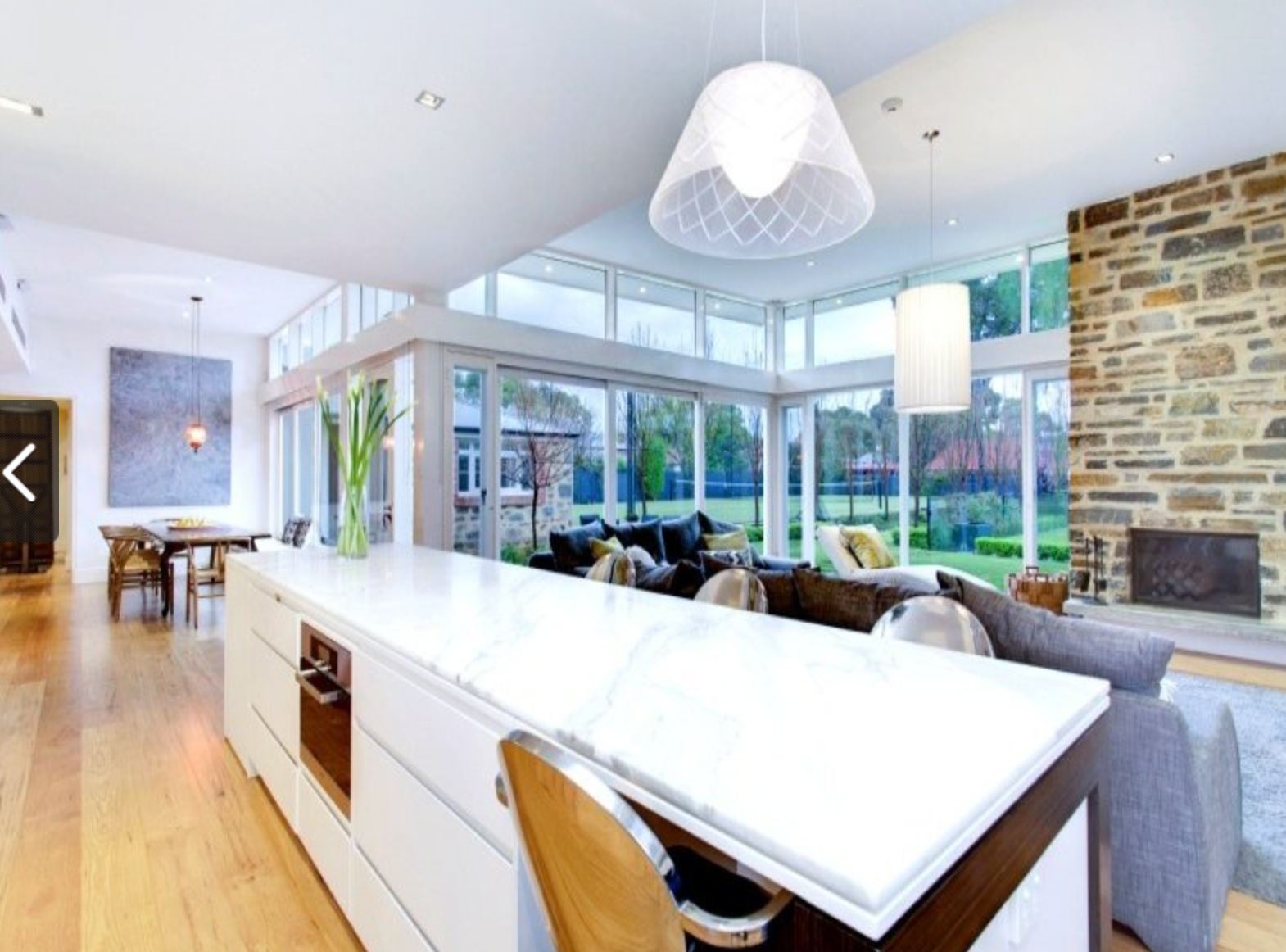 Adelaide Villa: The modern Australian house renovation | interiors ...