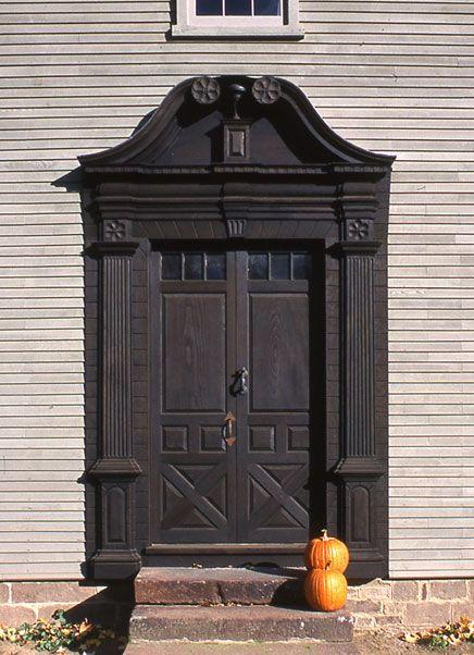 samuel partridge doorway