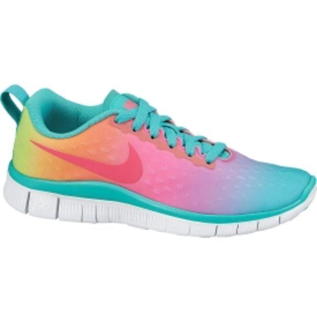 best service 0f65e d17d3 Nike Girls  Grade School Free Express Running Shoe - Rainbow   DICK S  Sporting Goods