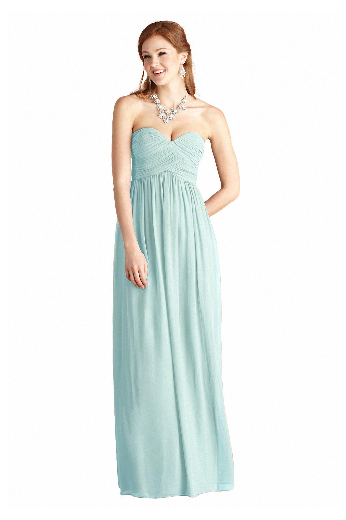 Donna Morgan Laura Bridesmaid Dress | Weddington Way | Wedding ...