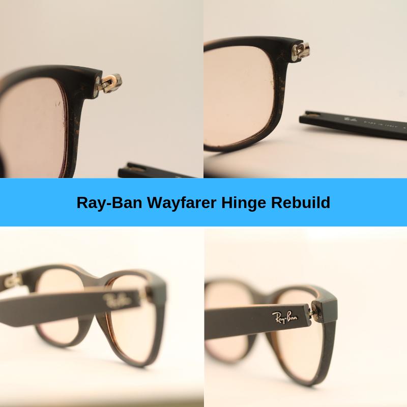 Ray Ban Sunglass Repair Sunglass Repair Rayban Wayfarer Ray Bans