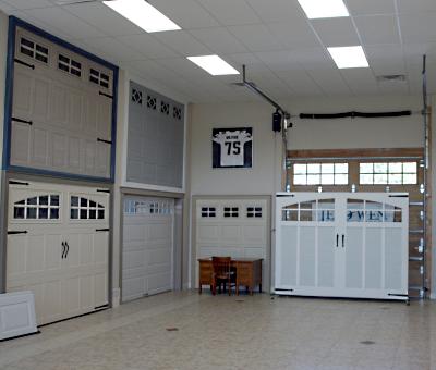 Superior Visit Our Garage Door Showroom