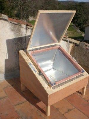 le four solaire sans les réflecteurs l\u0027écoloc\u0027 Maison Oasis - Panneau Solaire Chauffage Maison