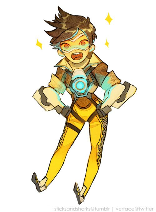 tiny tracer doodle