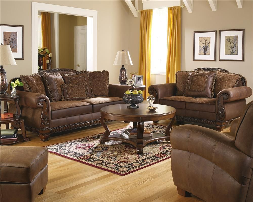 Delightful Bradington   Truffle Truffle Sofa By Ashley Furniture   Gill Brothers  Furniture   Sofa Muncie,
