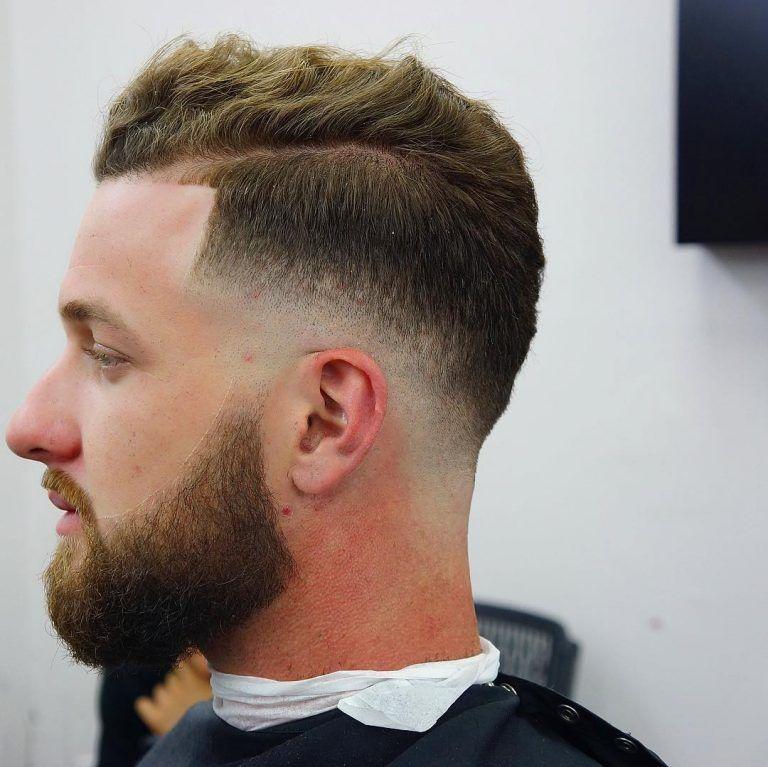 Drop Fade Cool Haircuts For Men 56