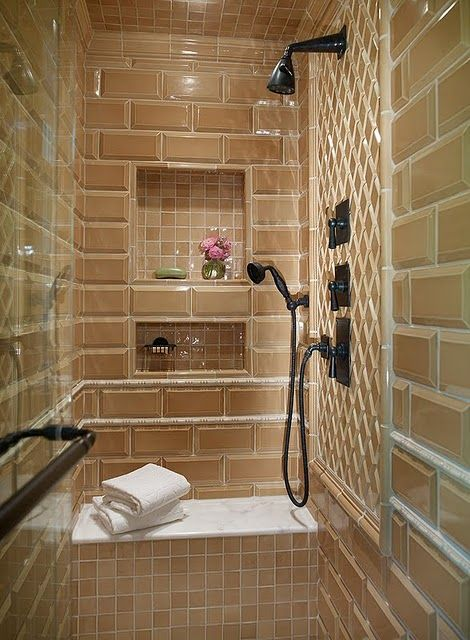This Shower Is Wide Enough For Anybody With Disabilities To Use Glamorous Bathroom Design For Elderly Inspiration