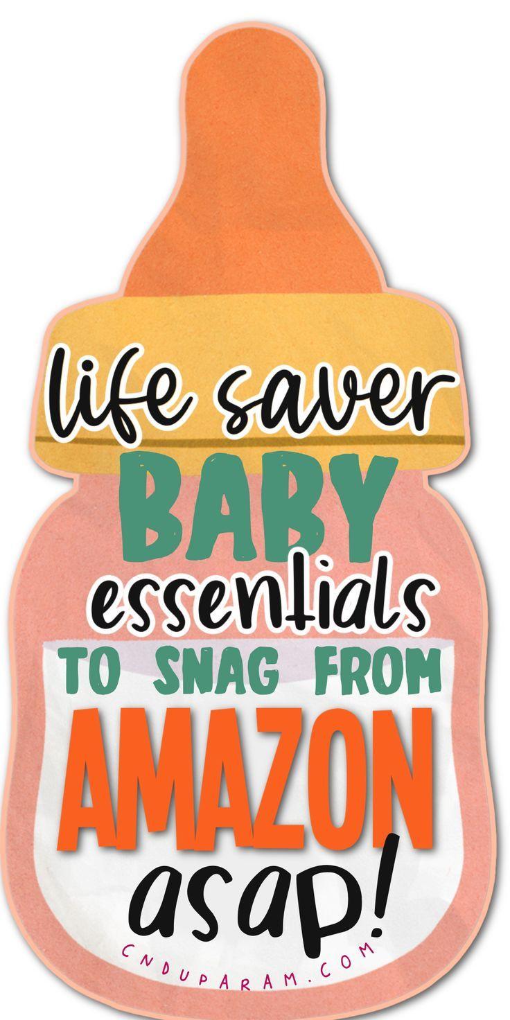 Must Have Newborn and Baby Essentials