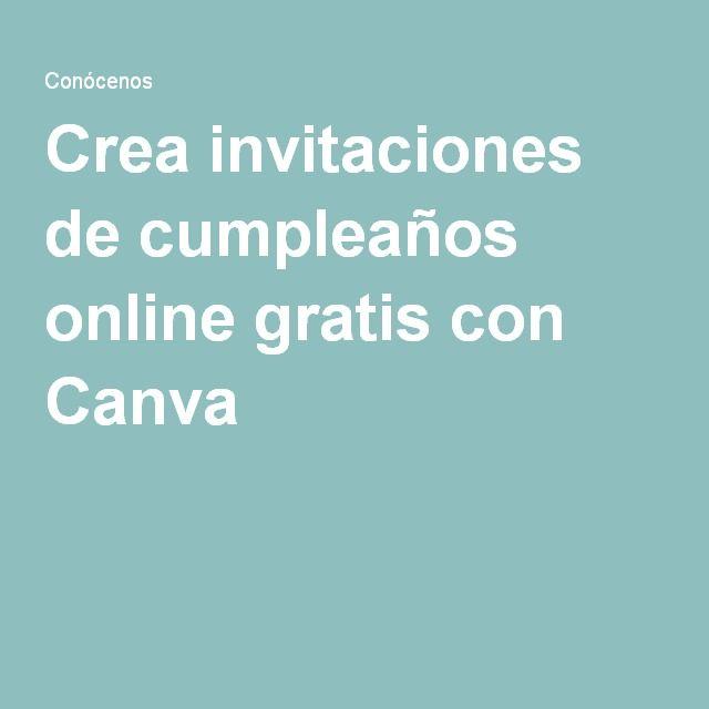 Invitaciones De Cumpleanos Online Toggi Wpart Co