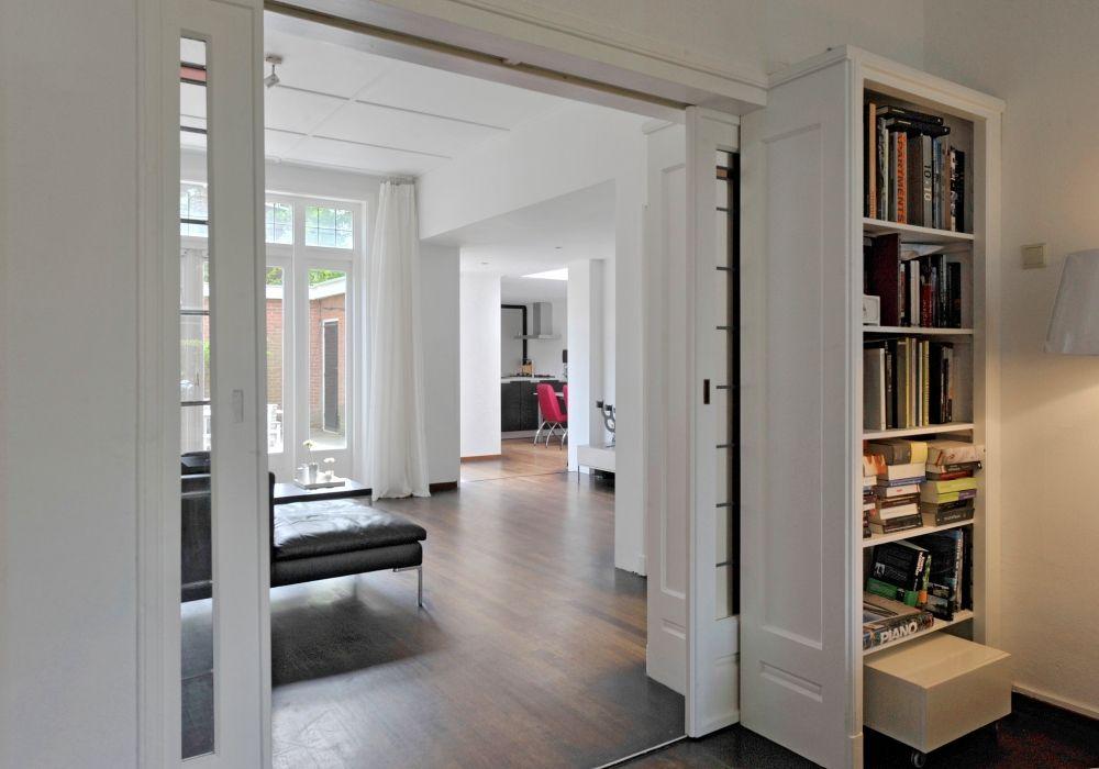 verbouwing jaren '30 woning - rienks architecten - jaren '30, Deco ideeën