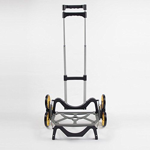 UpCart – The All-Terrain Stair Climbing Folding Cart The