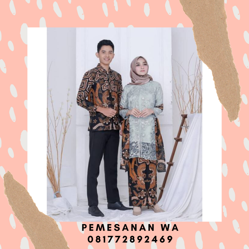 Pin on Batik Couple