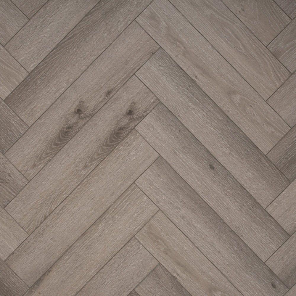 Nest Apollo Oak Rigid Herringbone Luxury SPC Vinyl
