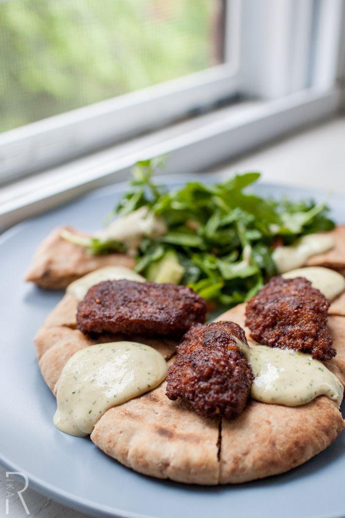 Viana Gourmet Vegan Meat Alternatives | vegan miam
