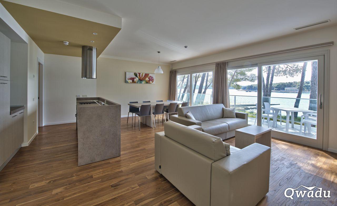 Luxury apartment in Biograd na moru Croatia Reiseziele