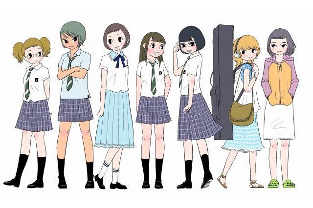 El Proyecto Kimikoe Tendra Pelicula De Anime Producida Por Madhouse En 2017 Peliculas De Anime Anime Peliculas