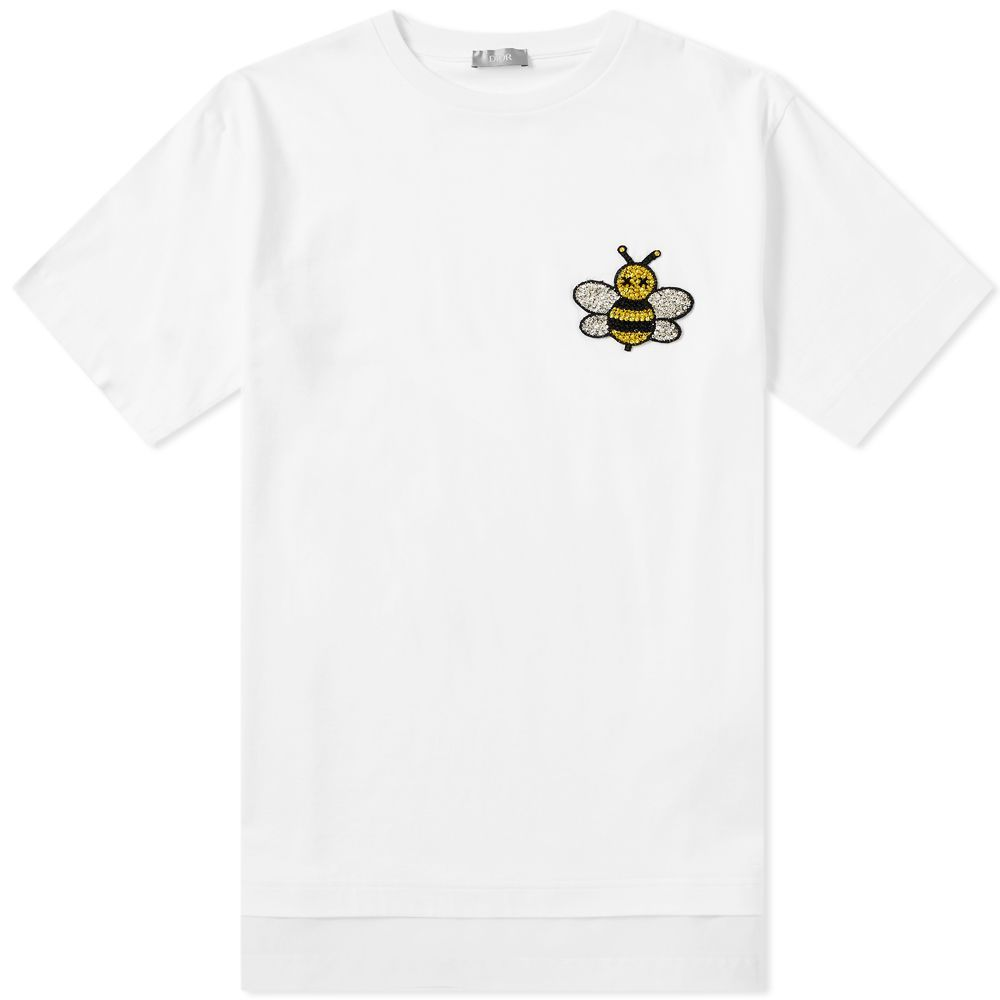 undefeated x various colors new lifestyle Dior Homme x KAWS Crystal Bee Tee in 2019 | T-shirts | Dior ...