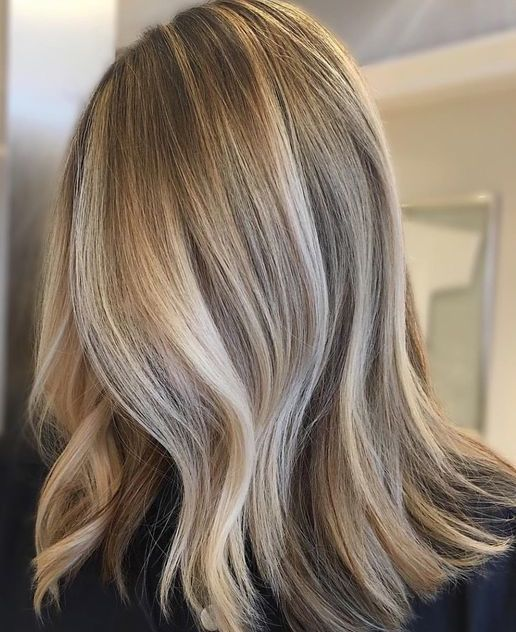 50+ Medium beige blonde hair color ideas in 2021