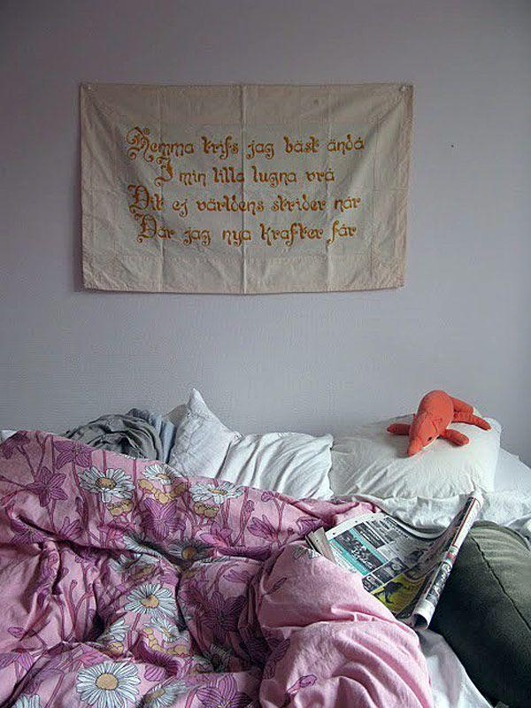 ideias para decorar o quarto