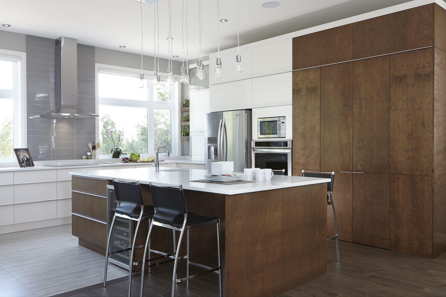 Projets D Architecture Et Design Interieur A Quebec Armoire De Cuisine Cuisine Moderne Cuisines Design