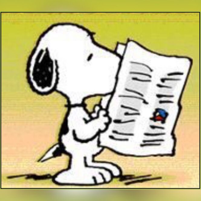 Extra! Extra! Read all about it! Exciting things heading ...