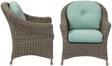 Charmant Martha Stewart Livingâu201e¢ Lake Adela Porch Chairs   Set Of 2   Martha Stewart  Living Patio Sets   Outdoor Furniture   Outdoor | HomeDecorators.com $599.00