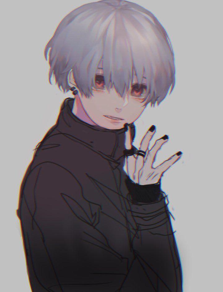 すばす Sbr116 Twitter ヤンデレボーイ キャラクターデザイン イラスト