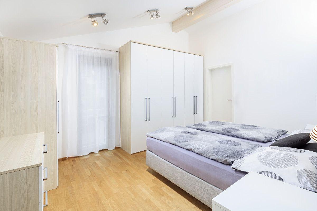 Einrichtungsideen Schlafzimmer mit Dachschräge - Haus Schneider von ...